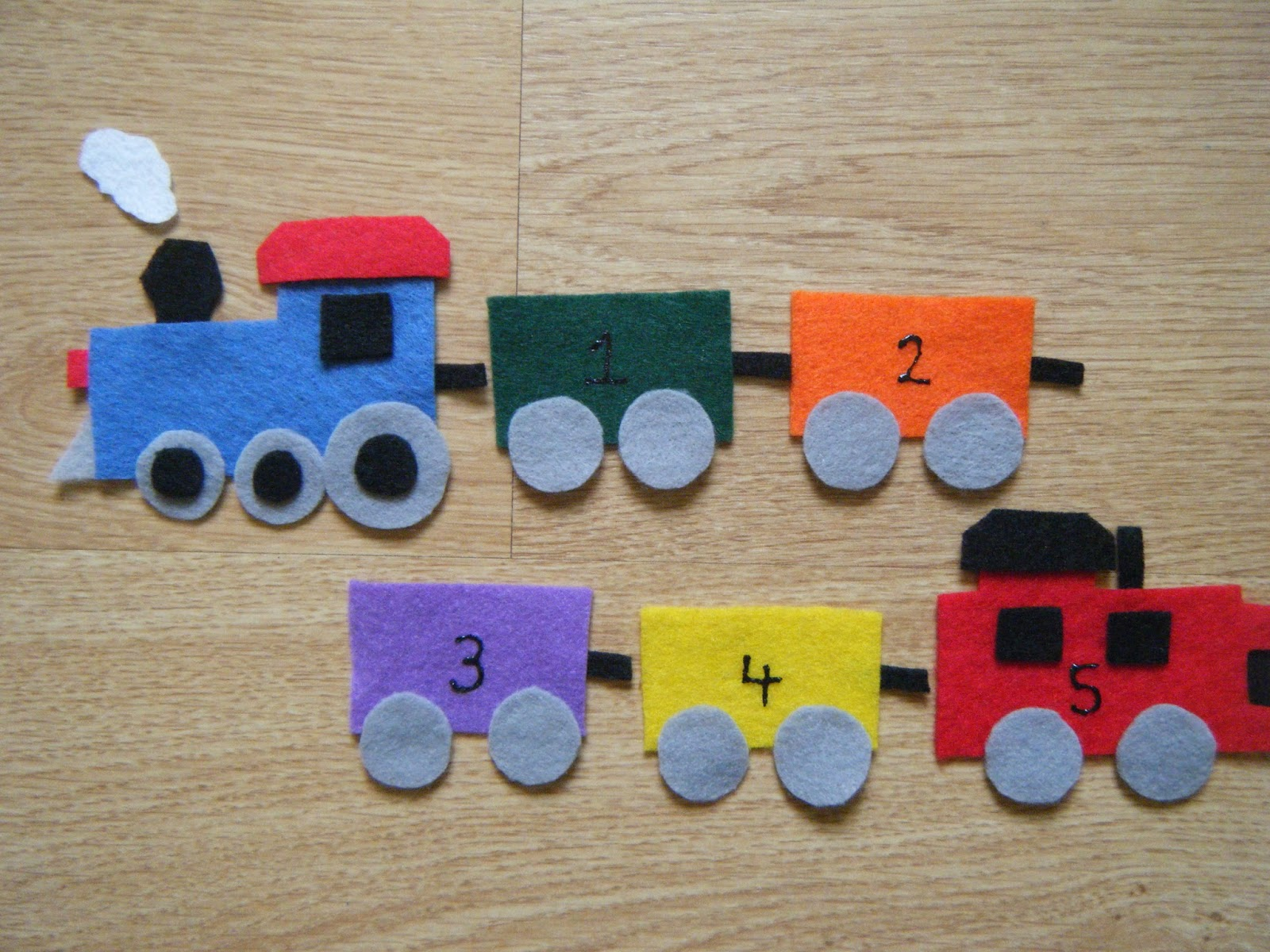 Ideas For Early Childhood Train Preschool Theme