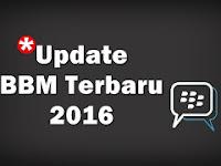 BBM Official V3.1.0.13 Apk Update Versi Terbaru 2016