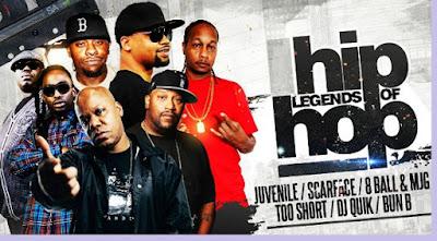 Hip Hop musik mancanegara - pustakapengetahuan.com