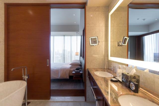 Grand Suite at Grand Hyatt Manila