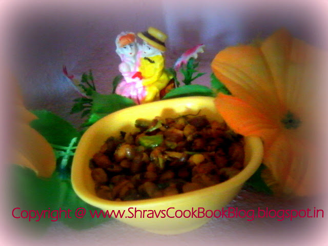 How to make Hyacinth Beans recipe