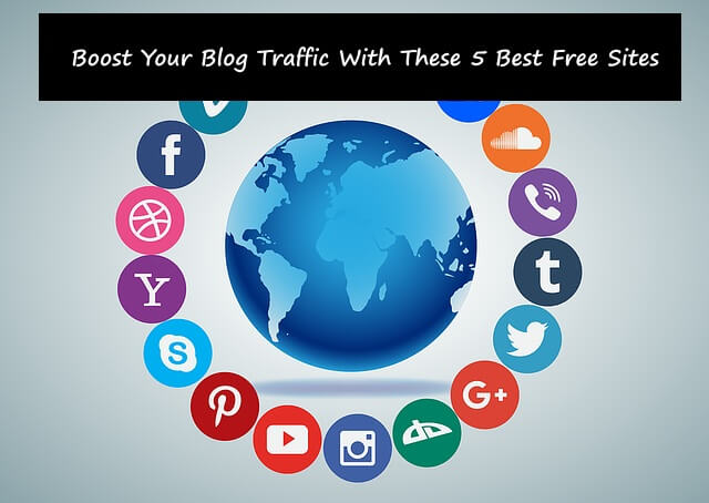 where to share blog post