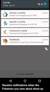 PokeNotify Apk v3.0 | Apps Download For Android Free