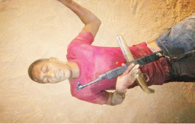 Armed robbery suspect killed in shootout fire to fire with police in Ogun State