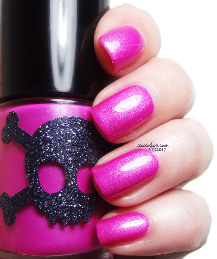 xoxoJen's swatch of Necessary Evil Venus