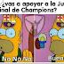 A quién apoyará el Barça en la final Juve-Madrid?