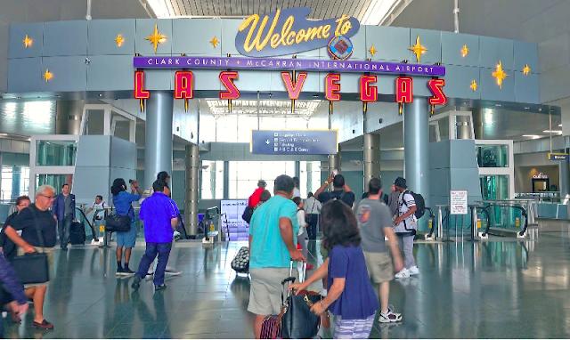Dicas de acessibilidade no Aeroporto de Las Vegas