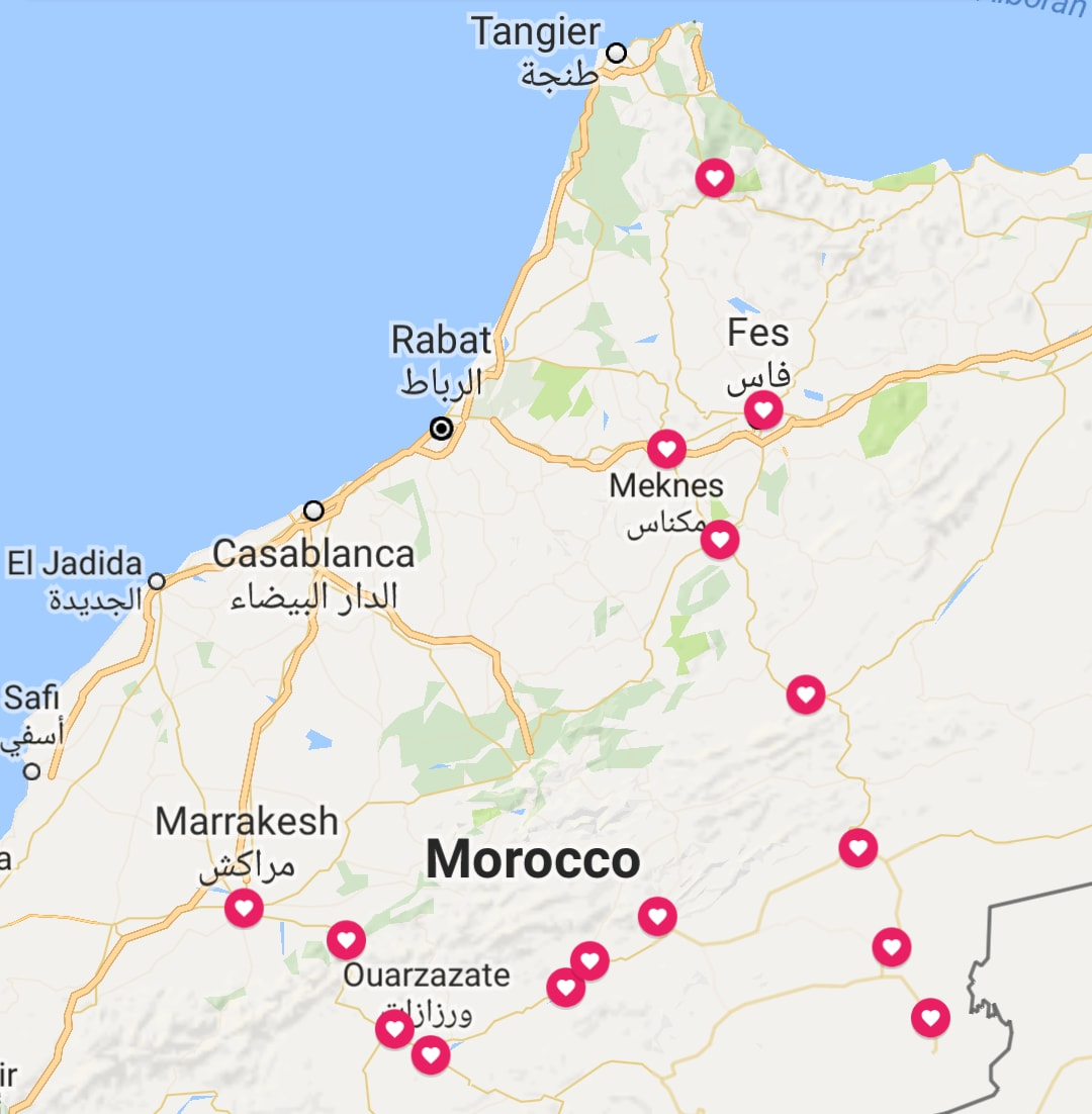 10 day morocco itinerary how i planned morocco fes marrakech