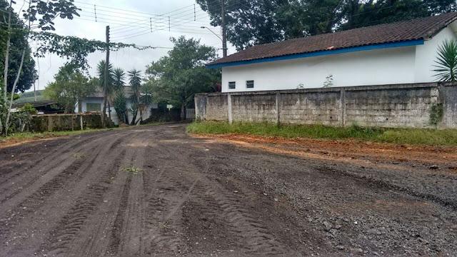 Prefeitura de Juquiá realiza importantes melhorias em ruas do município