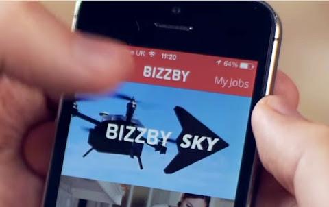 照片說明: Bizzby Sky APP,照片來源: Bizzby Sky 影片截圖