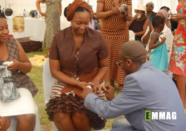Mr And Mrs Gumede Emmag Umembeso