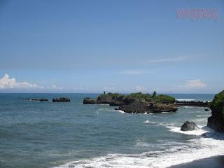 Pantai Mengening Di Desa Cemagi Badung