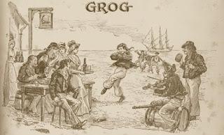 Receta del Grog - Origen e Historia