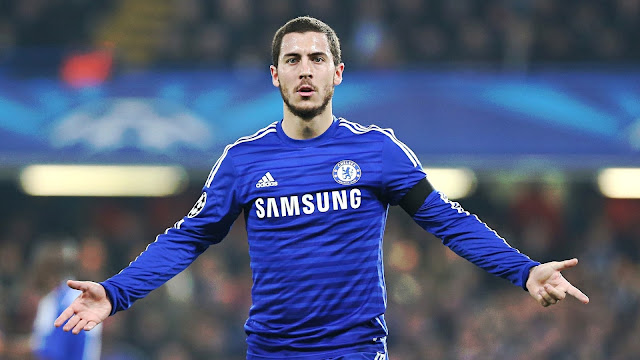 coolest Eden Hazard Hd wallpaper
