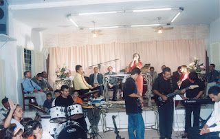 Musica Gospel Banda Elshaday
