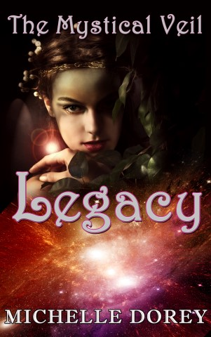 Legacy - Book One of the Veil series