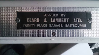 Clark & Lambert door sill plate