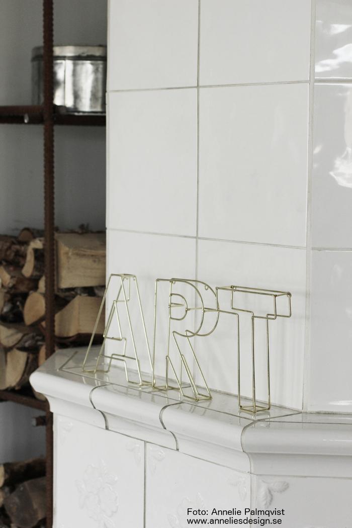 wire bokstäver, bokstad, tråd, annelies design, webbutik, inredning, prydnad, inredningsbutik, nätbutik, dekoration