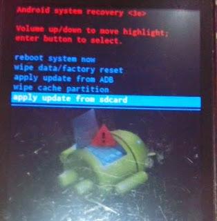 Cara Root Andromax G2 (AD681H) Tanpa PC