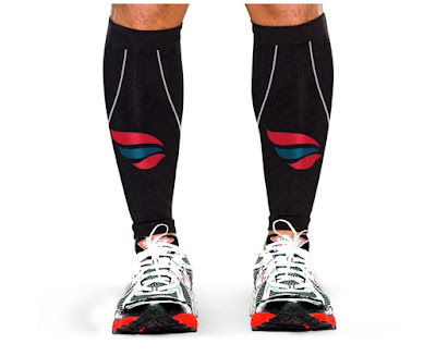 calf compression socks review and giveaway