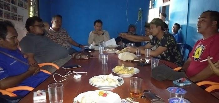 Setelah Menentukan Kunjungan Kapolres Pengurus PWI Tubaba Ikut Serta Menghadiri kegiatan HPN di Surabaya.