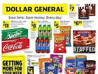 Dollar General Ad April 5 - 11, 2020 and 4/12/20