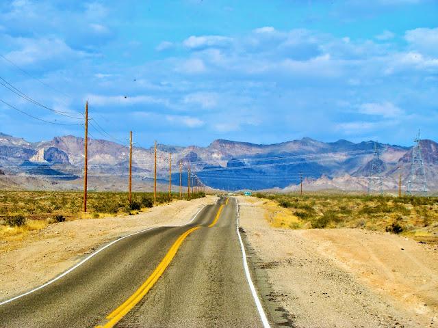 Route 66 - USA - Etats-unis - Arizona