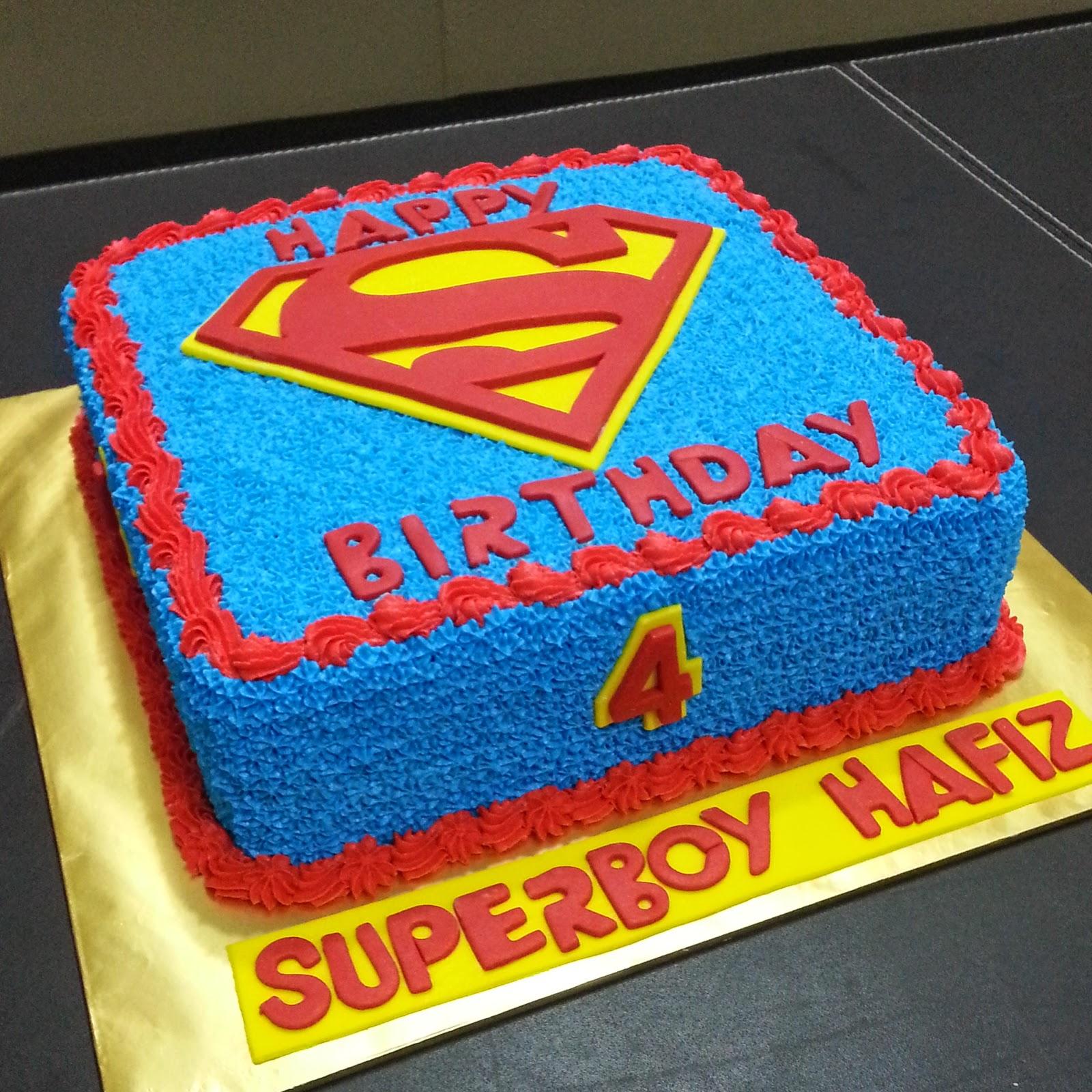 Gg Home Biz Cakes Wedding Cakes Superman Logo Birthday Cake
