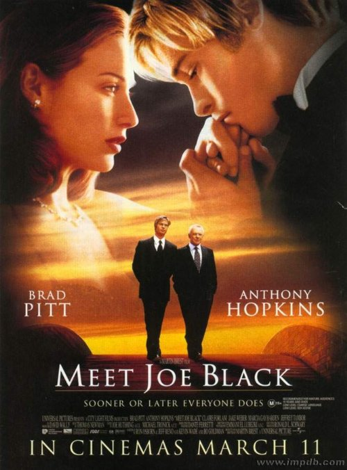 phrases de rencontre avec joe black