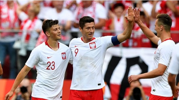 Poland Do Have One Of The Best Center Forward In The Game Today Robert Lewandowski Who Has Been Linked With A Move Away From Bayern To Real Madrid