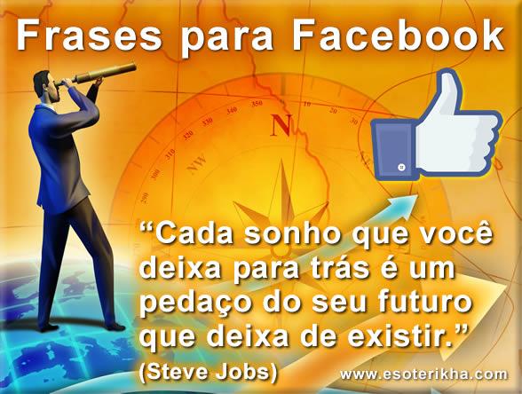 Frases De Motivação No Trabalho Para Facebook: Invista No Futuro, Frases Para Facebook