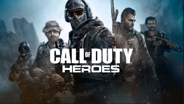 call of duty heroes apk terbaru