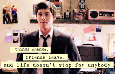 Charlie Perks of Being a Wallflower