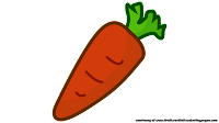 carrot images clipart