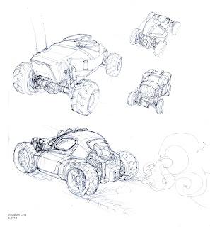 V Ling: Sketches