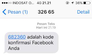 Cara Mendaftar Facebook | Buat Akun Facebook Baru Gratis Bahasa Indonesia
