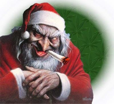 Eu quero desejar um péssimo Feliz Natal para alguns podres poderosos