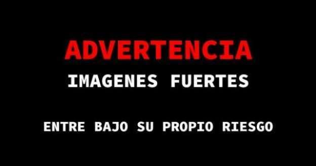 Con mensaje amenazante encuentran cuerpo descuartizado de un hombre en Tingüindín, Michoacán