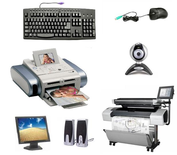 Introduction to Computer Information Systems/Input and Output