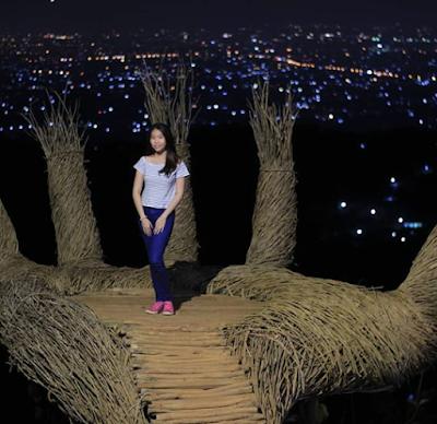 Menuju hutan Pinus Pengger Bantul Yogyakarta