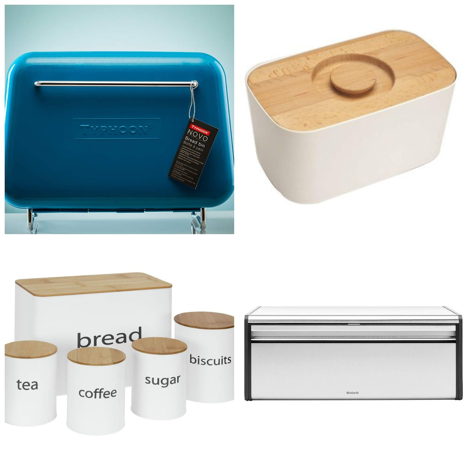 , Stylish Food Storage Solutions #GiveUpBinningFood