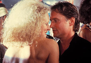 Glen Close & Michael Douglas Fatal Attraction