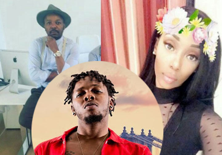 Looks like Toba has forgiven Runtown for sleeping with his fiancee, Nana