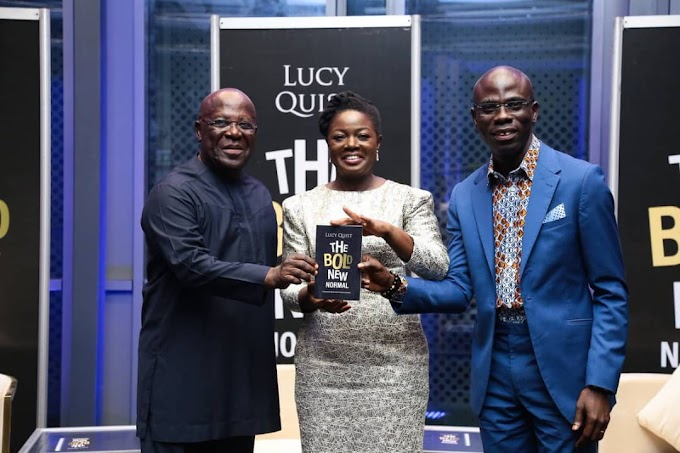 Lucy Quist releases new book titled 'The Bold New Normal'
