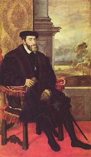 4e0f8189af1f Autor Tiziano Fecha 1548. Museo Alte Pinakothek (Munich)  Características 205 x 122 cm. Material Oleo sobre lienzo.  Estilo Renacimiento Italiano