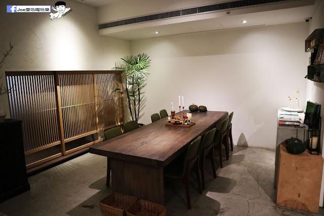 IMG 0264 - 【新竹美食】井家 TEA HOUSE 讓你彷彿置身於日本國度的老舊日式風格餐廳,更驚人的是這裡還是素食餐廳!