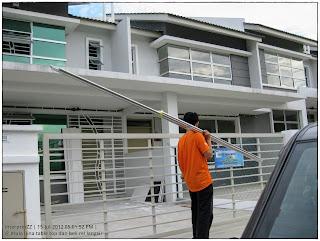 gambar rumah baru di Bandar Baru Salak Tinggi di Sepang di Malaysia