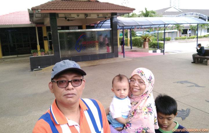 Akuarium Tunku Andul Rahman, Batu Maung, Penang