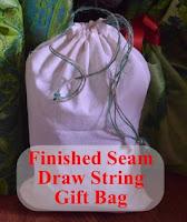 https://joysjotsshots.blogspot.com/2018/12/finished-seam-draw-string-gift-bags.html