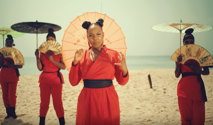 VIDEO: Yemi Alade - Oga Mp4 DOWNLOAD